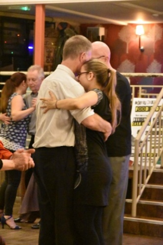 Milonga at The Rep, Mar 17
