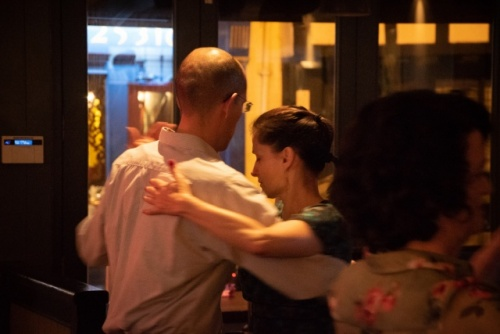 Milonga Degero Oct 18